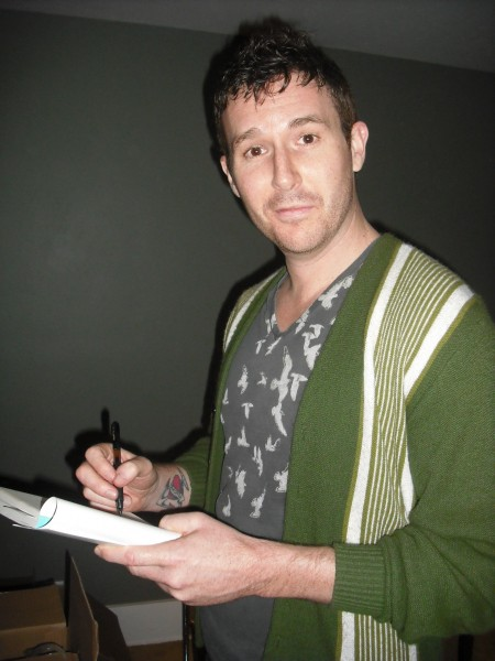 best-sellinga author Josh Mohr