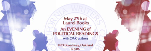 An evening of Political Readings with CWC authors at Laurel Books