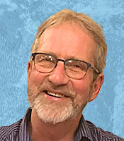 John Byrne Barry, presenter of our Setting that Works workshop