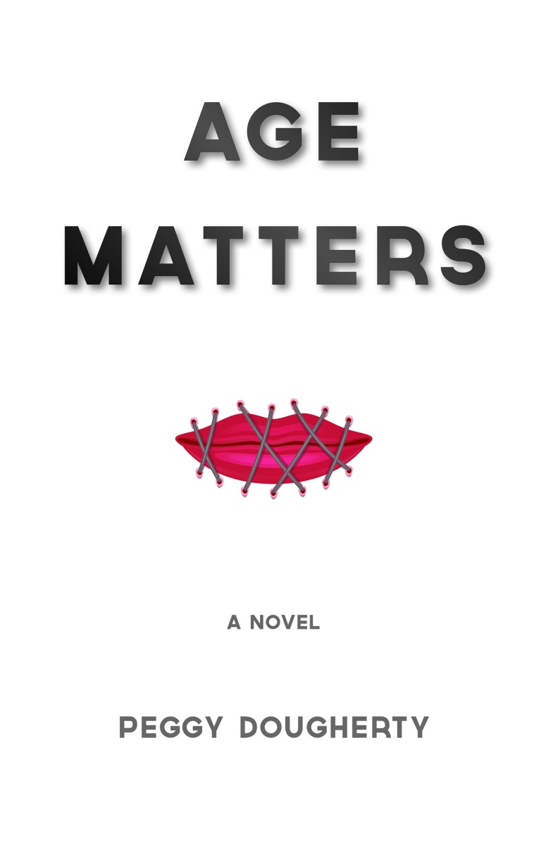 Age Matters book cover Peggy Dougherty