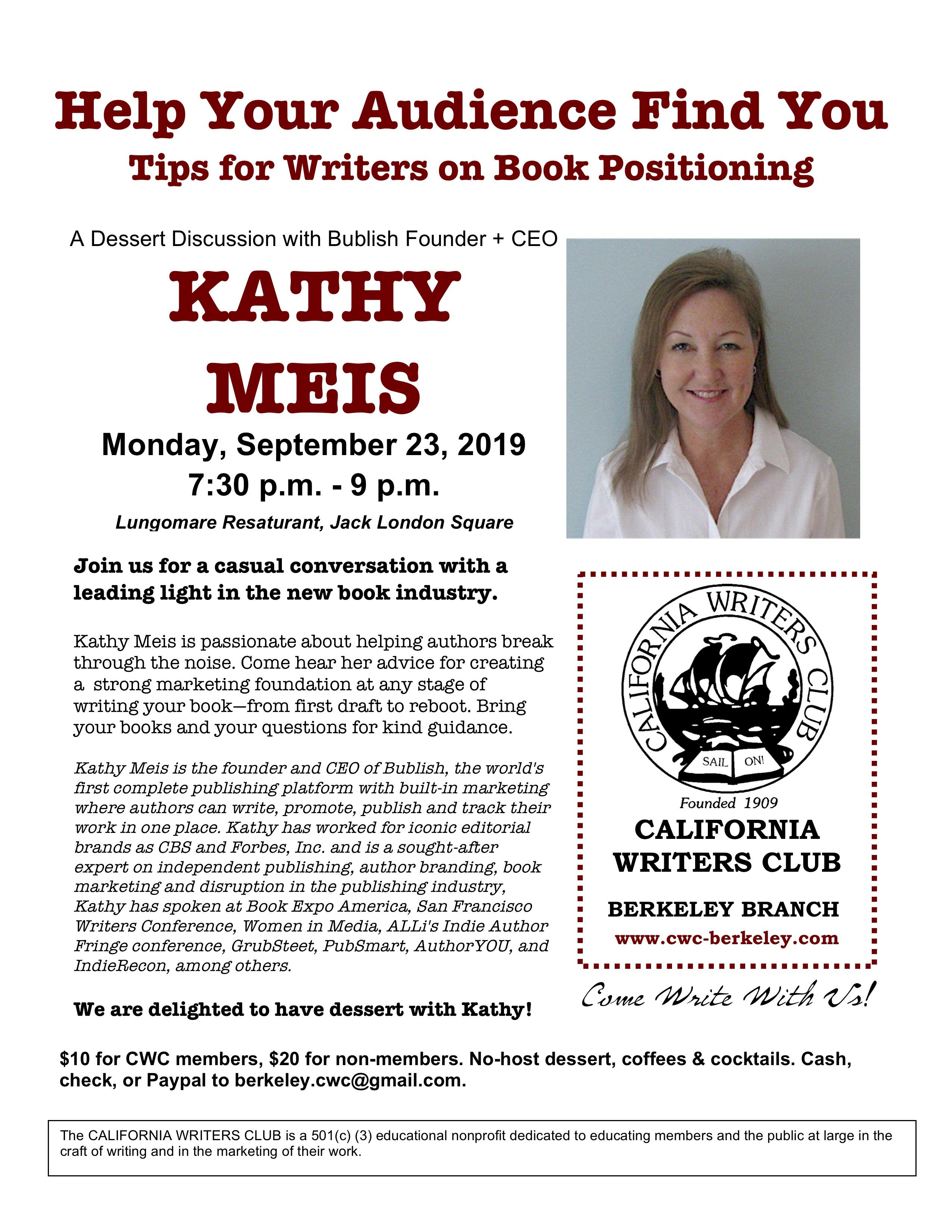 Kathy Meis 9-19