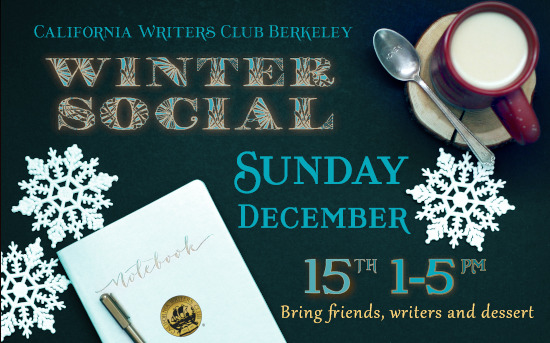 Berkeley CA Writers Club annual winter social